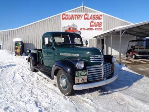 1947 GMC C/K 1500 Series for sale in Staunton, IL