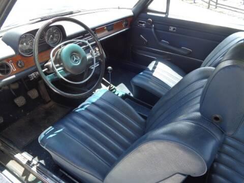 1970 Mercedes-Benz 260-Class