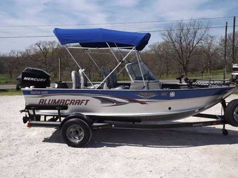 2005 Alumacraft Navigator 165 for sale in Warsaw, MO