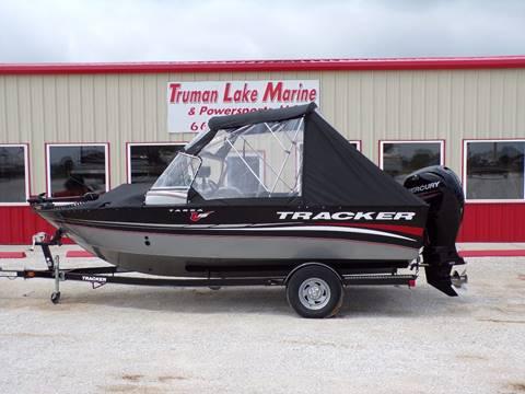 2014 Tracker Targa 18 for sale in Warsaw, MO