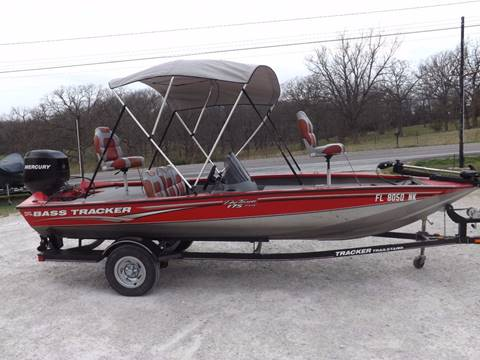 2007 Tracker 175TXW for sale in Warsaw, MO