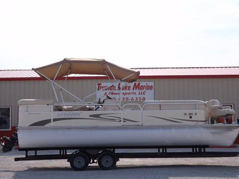 2004 Voyager Tri-toon 260 Express Cruise for sale in Warsaw, MO