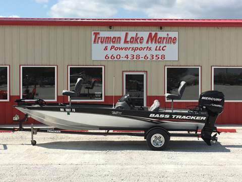2010 Tracker Pro Team 190 for sale in Warsaw, MO