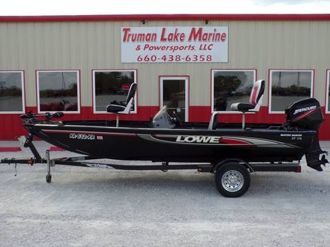 2009 Lowe Stinger 175 for sale in Warsaw, MO