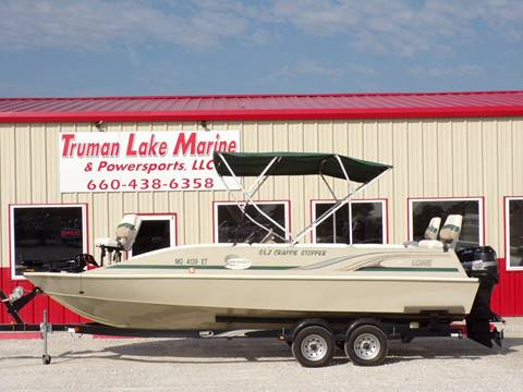 2001 Lowe Th224 for sale in Warsaw, MO