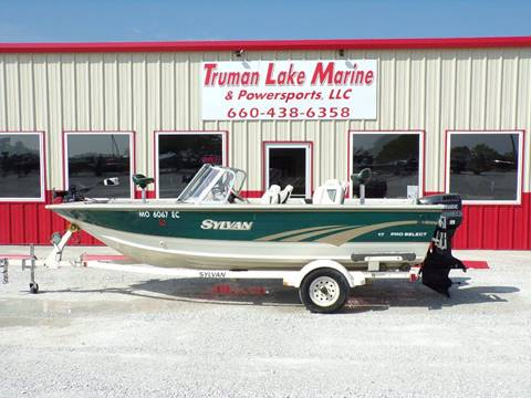 1996 Sylvan 17 Pro Select for sale in Warsaw, MO