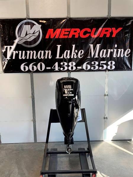 2019 Mercury 115Hp Ct 4 Stroke In Warsaw MO - Truman Lake