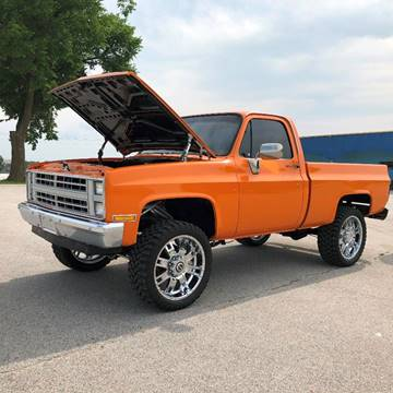 1979 Chevy Truck >> 1979 Chevrolet C K 10 Series For Sale In Warsaw Mo