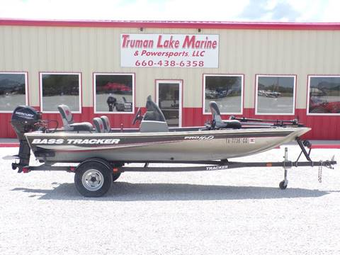 2014 Tracker PRO160 for sale in Warsaw, MO