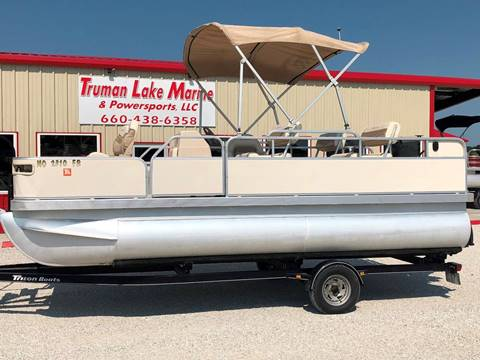 2004 Triton 180SCRF for sale in Warsaw, MO