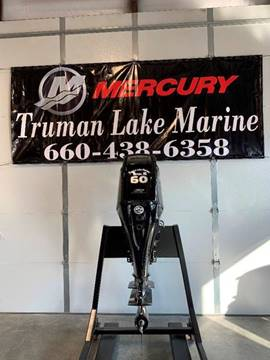 2018 Mercury 60 HP for sale in Warsaw, MO