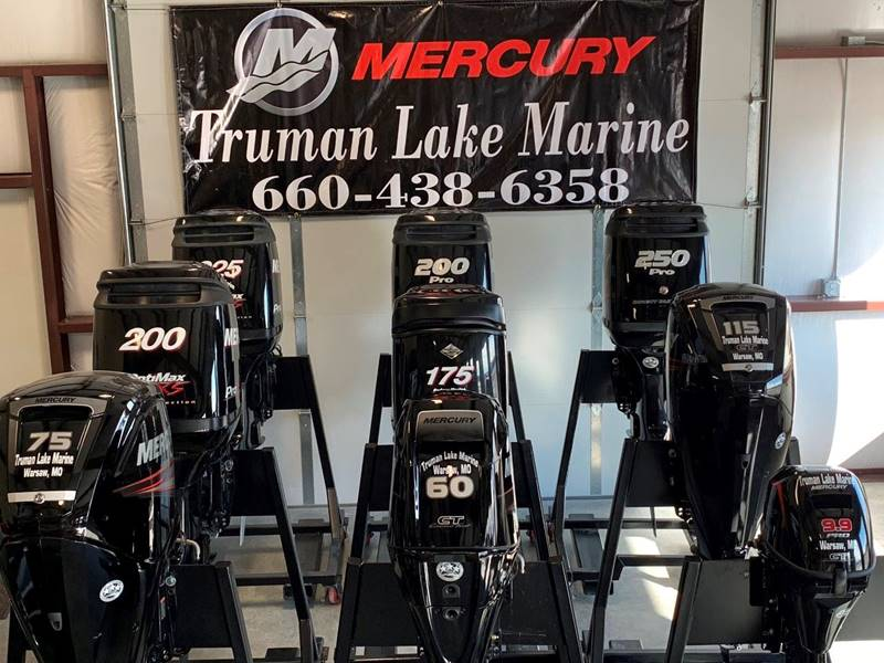 2010 Mercury 200 Hp 2 Stroke Pro XS Optimax In Warsaw MO
