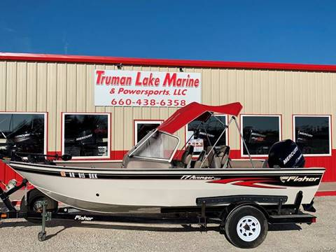 2007 Fisher Avenger Pro 17 for sale in Warsaw, MO