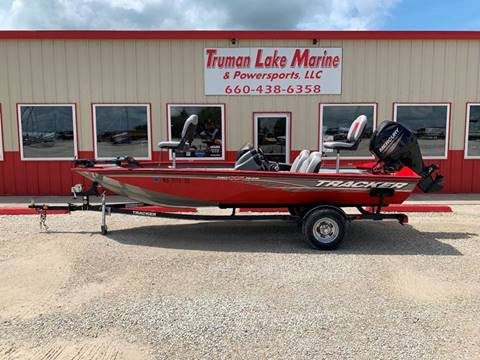 2016 Tracker Pro Team 175 TWX for sale in Warsaw, MO