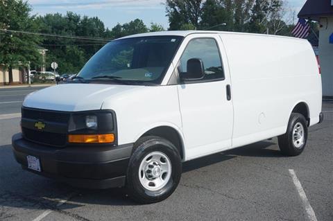 2017 Chevrolet Express Cargo for sale in Manassas, VA
