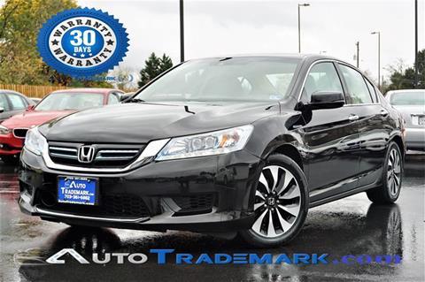 2014 Honda Accord Hybrid for sale in Manassas, VA