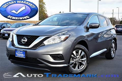 2015 Nissan Murano for sale in Manassas, VA