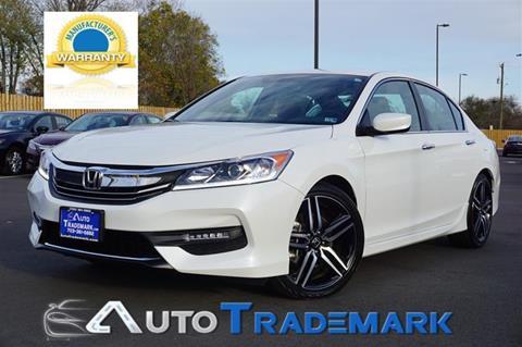 2017 Honda Accord for sale in Manassas, VA