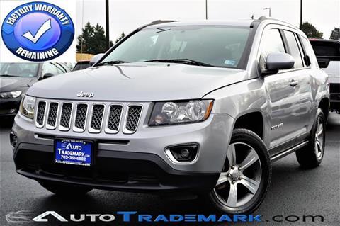 2016 Jeep Compass for sale in Manassas, VA