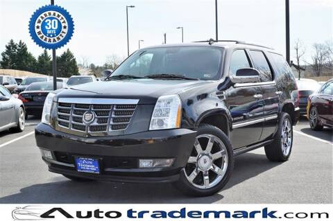 2009 Cadillac Escalade for sale at Auto Trademark in Manassas VA