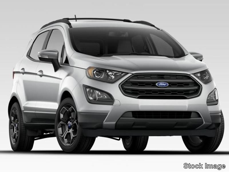 Ford Ecosport For Sale At Westchester Automotive In Scarsdale Ny