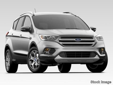 2019 Ford Escape for sale at Westchester Automotive in Scarsdale NY