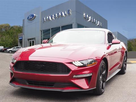 2018 Ford Mustang for sale in Scarsdale, NY