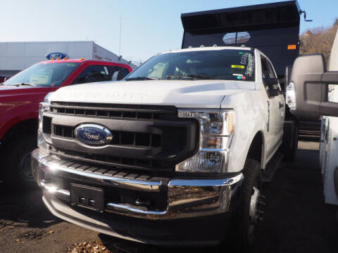 2020 Ford F-350 Super Duty for sale at Westchester Automotive in Scarsdale NY