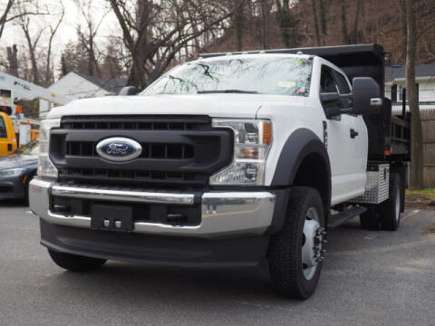 2020 Ford F-550 Super Duty for sale at Westchester Automotive in Scarsdale NY