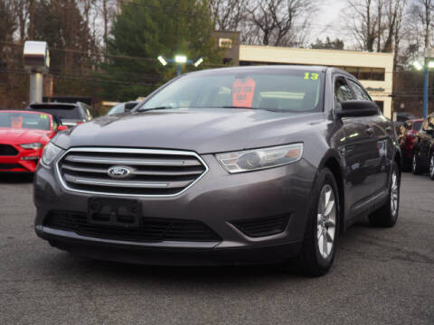 2013 Ford Taurus for sale at Westchester Automotive in Scarsdale NY