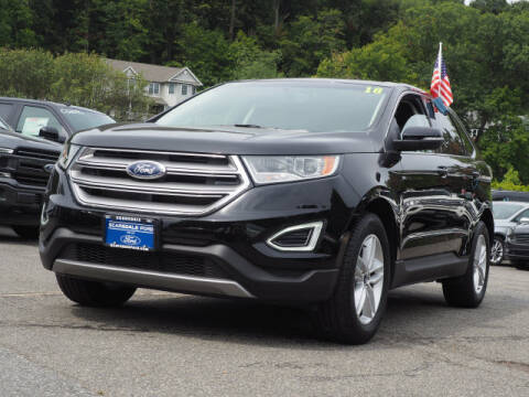 2018 Ford Edge for sale at Westchester Automotive in Scarsdale NY