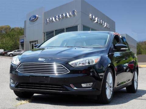 2016 Ford Focus for sale at Westchester Automotive in Scarsdale NY