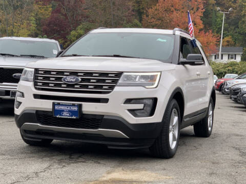 2017 Ford Explorer for sale at Westchester Automotive in Scarsdale NY