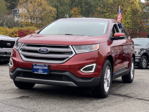 2016 Ford Edge for sale at Westchester Automotive in Scarsdale NY