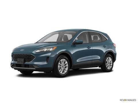 2020 Ford Escape for sale at Westchester Automotive in Scarsdale NY