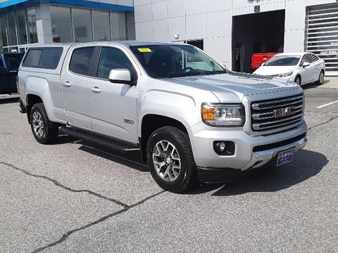 2016 GMC Canyon for sale in Acton, MA