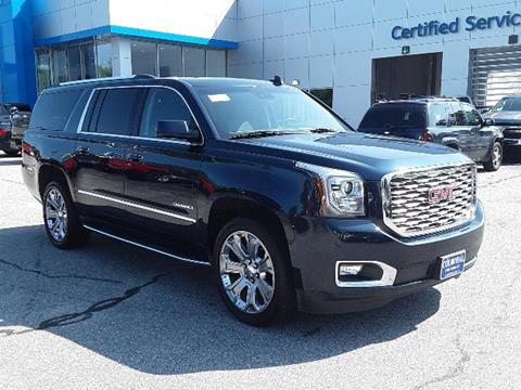 2019 GMC Yukon XL for sale in Acton, MA