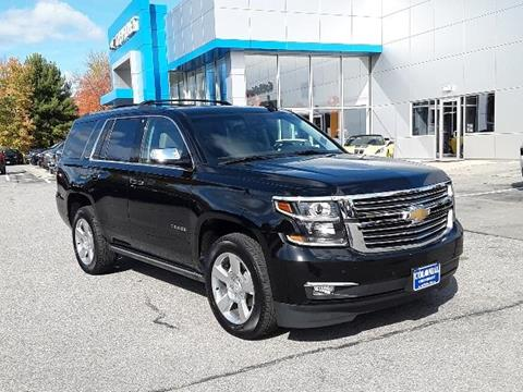 2019 Chevrolet Tahoe for sale in Acton, MA