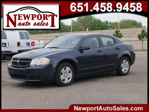 2008 Dodge Avenger for sale in Newport, MN