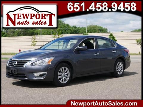 2013 Nissan Altima for sale in Newport, MN
