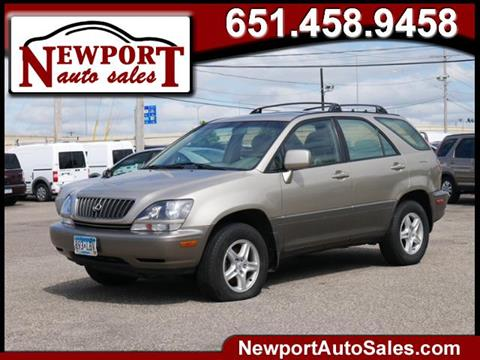 1999 Lexus RX 300 for sale in Newport, MN