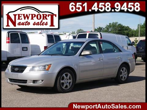 2006 Hyundai Sonata for sale in Newport, MN