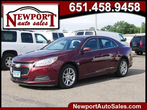 2015 Chevrolet Malibu for sale in Newport, MN