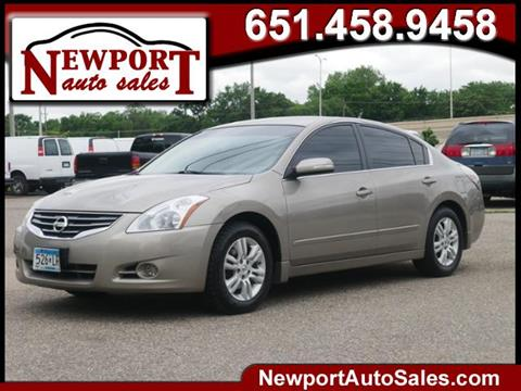 2011 Nissan Altima for sale in Newport, MN