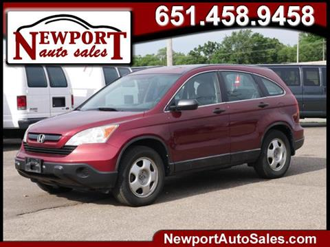 2008 Honda CR-V for sale in Newport, MN