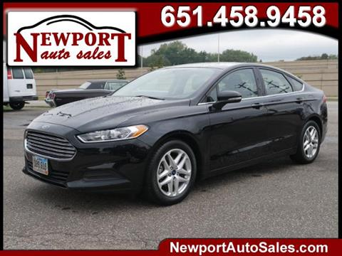 2016 Ford Fusion for sale in Newport, MN