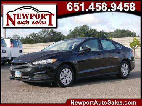 2014 Ford Fusion for sale in Newport, MN