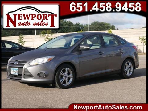 2014 Ford Focus for sale in Newport, MN