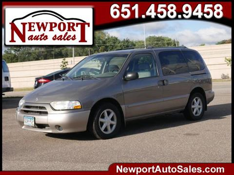 2002 Nissan Quest for sale in Newport, MN