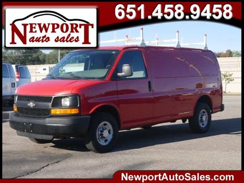 2011 Chevrolet Express Cargo for sale in Newport, MN